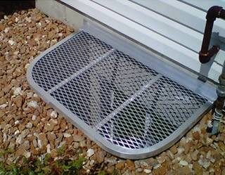Expanded Metal Products Expanded Metal Drain Covers